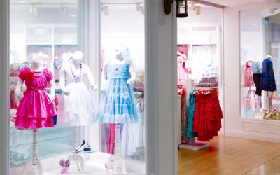 Store front Door Queens